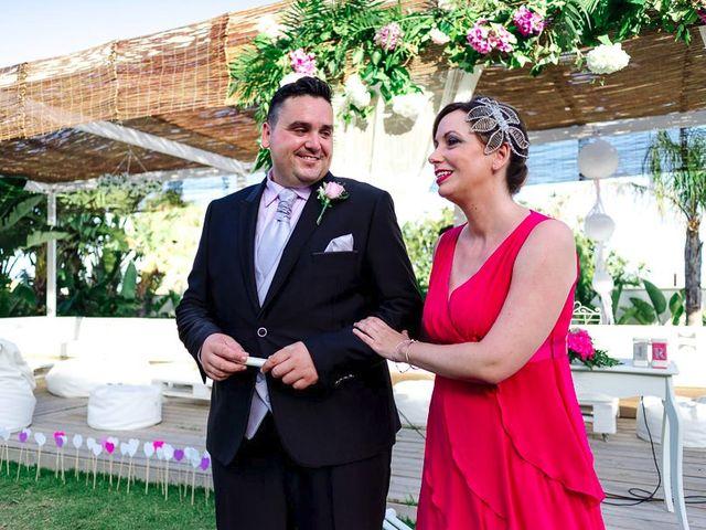 La boda de José y Rocío en Algeciras, Cádiz 38
