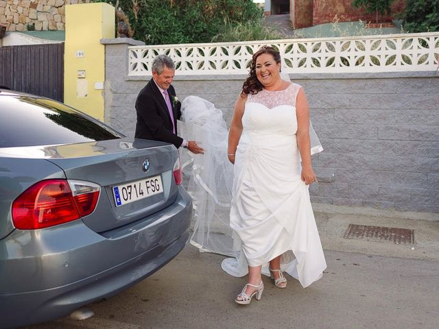 La boda de José y Rocío en Algeciras, Cádiz 39