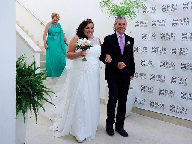 La boda de José y Rocío en Algeciras, Cádiz 41