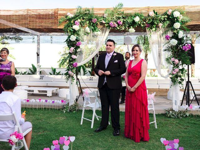 La boda de José y Rocío en Algeciras, Cádiz 42