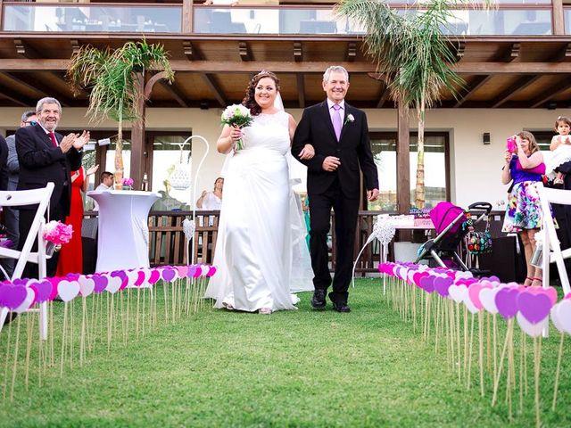 La boda de José y Rocío en Algeciras, Cádiz 43
