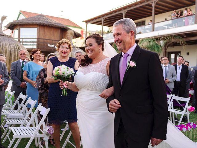 La boda de José y Rocío en Algeciras, Cádiz 44
