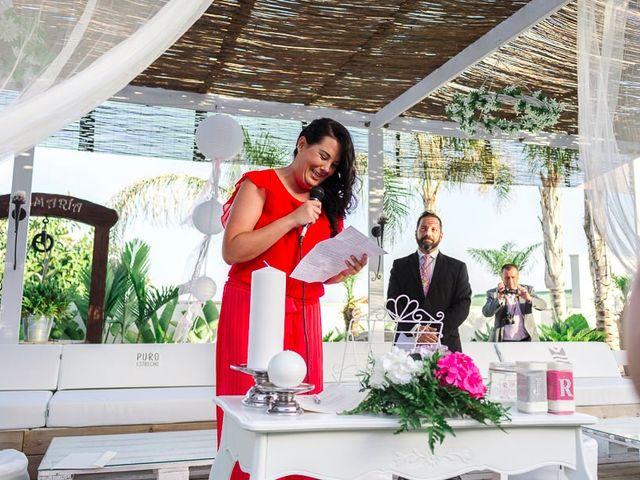 La boda de José y Rocío en Algeciras, Cádiz 49