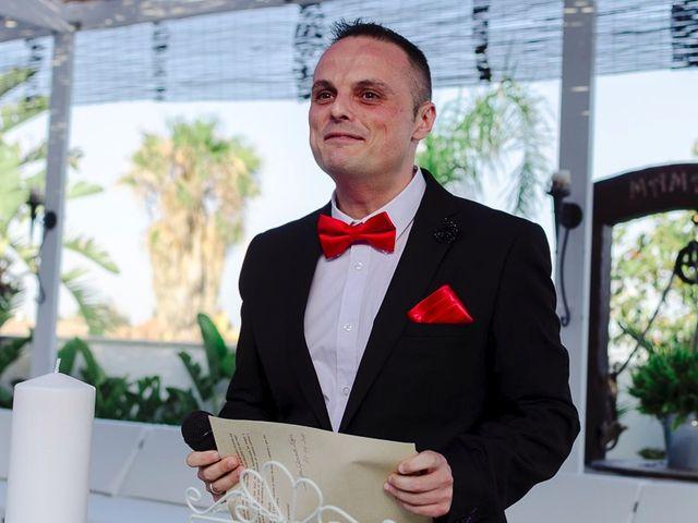 La boda de José y Rocío en Algeciras, Cádiz 52