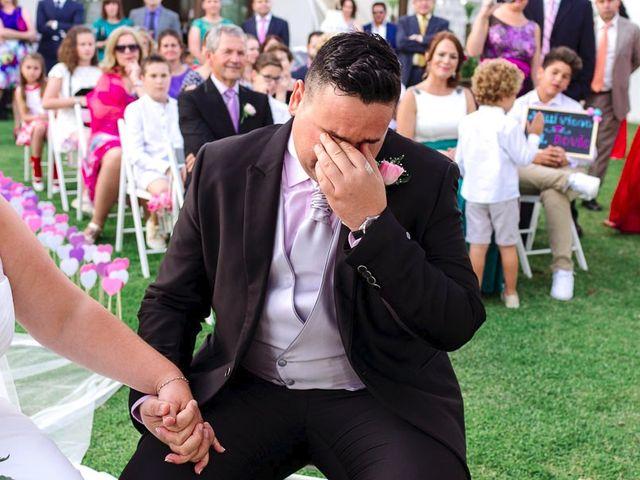 La boda de José y Rocío en Algeciras, Cádiz 54