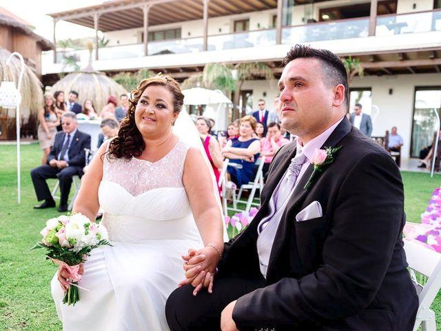 La boda de José y Rocío en Algeciras, Cádiz 56