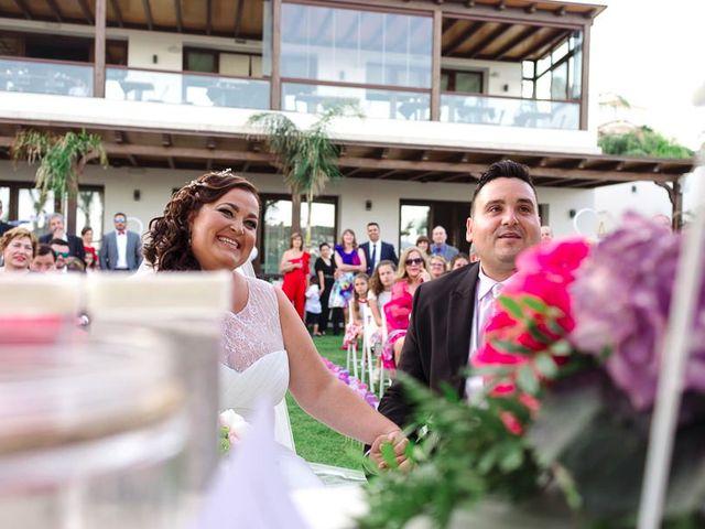 La boda de José y Rocío en Algeciras, Cádiz 57
