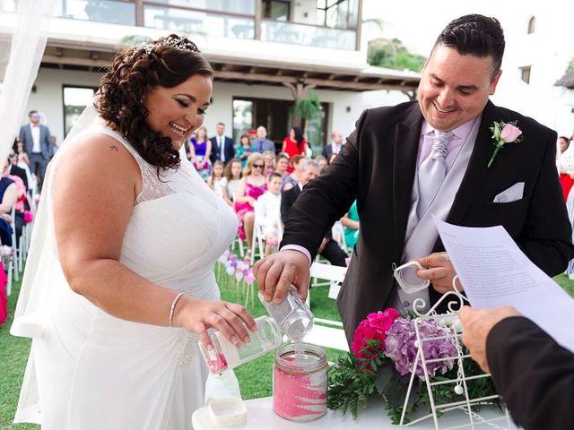 La boda de José y Rocío en Algeciras, Cádiz 59