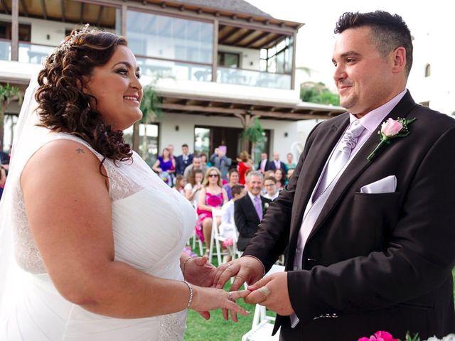 La boda de José y Rocío en Algeciras, Cádiz 60