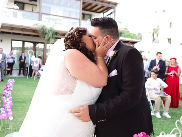 La boda de José y Rocío en Algeciras, Cádiz 61