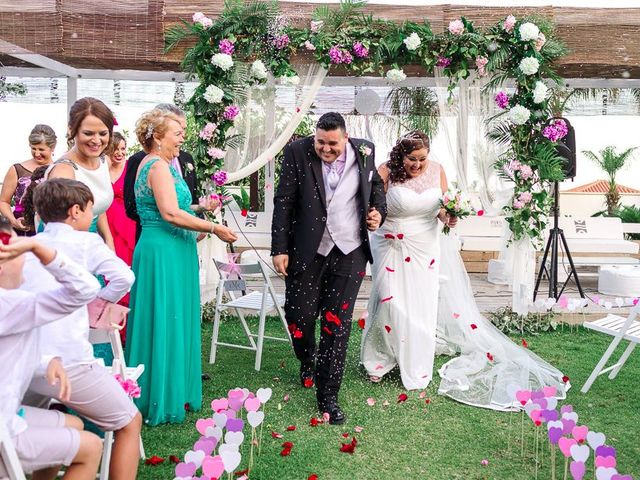 La boda de José y Rocío en Algeciras, Cádiz 62