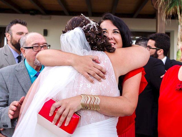 La boda de José y Rocío en Algeciras, Cádiz 64