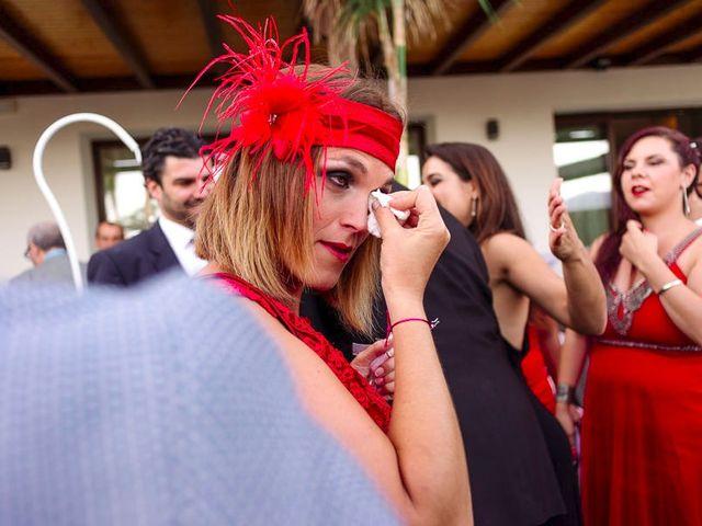 La boda de José y Rocío en Algeciras, Cádiz 66