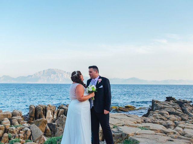 La boda de José y Rocío en Algeciras, Cádiz 74