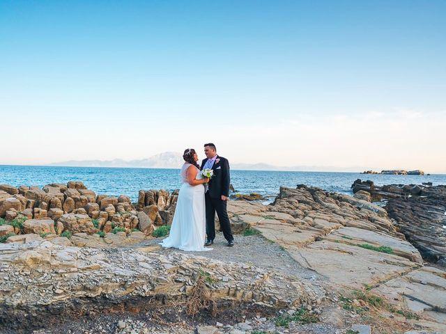 La boda de José y Rocío en Algeciras, Cádiz 75