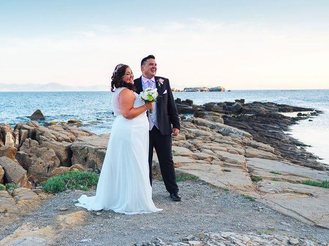 La boda de José y Rocío en Algeciras, Cádiz 76