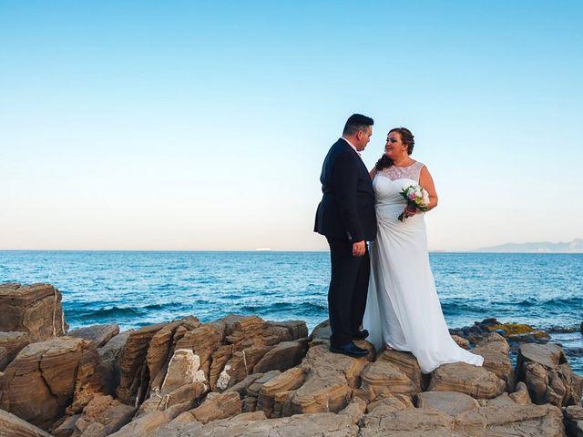 La boda de José y Rocío en Algeciras, Cádiz 77