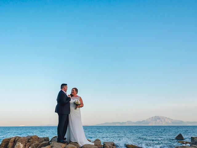 La boda de José y Rocío en Algeciras, Cádiz 78