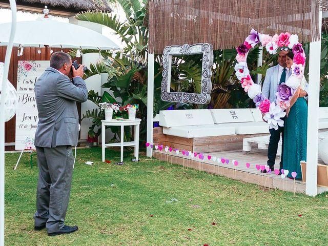 La boda de José y Rocío en Algeciras, Cádiz 85