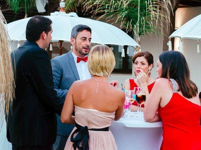 La boda de José y Rocío en Algeciras, Cádiz 89