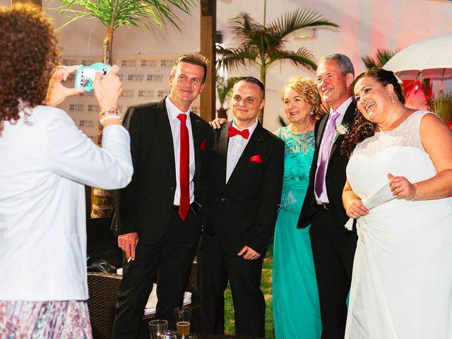 La boda de José y Rocío en Algeciras, Cádiz 93
