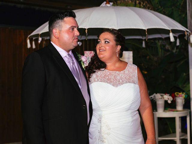 La boda de José y Rocío en Algeciras, Cádiz 95