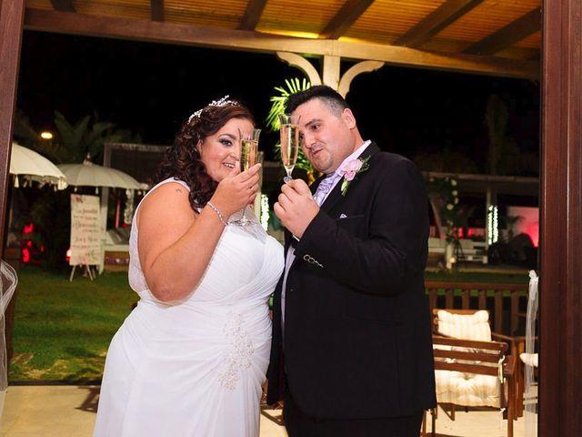 La boda de José y Rocío en Algeciras, Cádiz 99