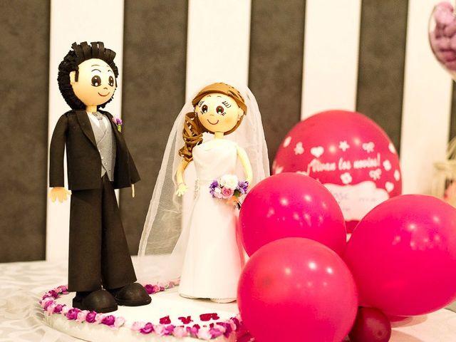 La boda de José y Rocío en Algeciras, Cádiz 103