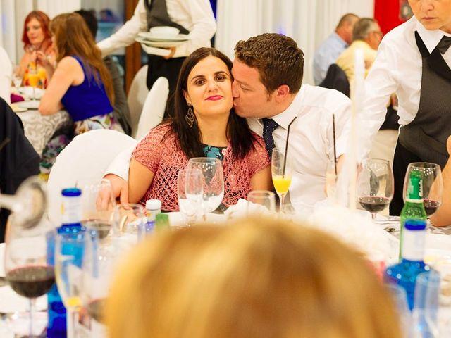 La boda de José y Rocío en Algeciras, Cádiz 105