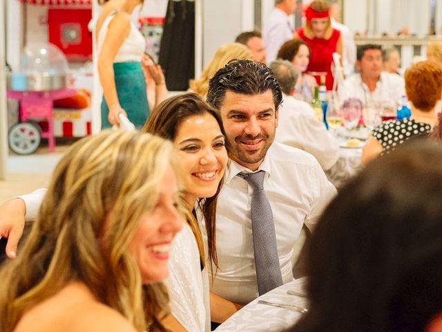 La boda de José y Rocío en Algeciras, Cádiz 109