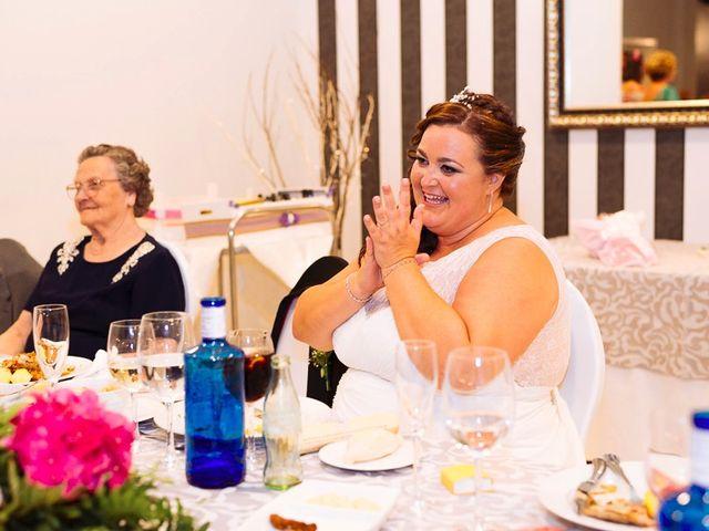 La boda de José y Rocío en Algeciras, Cádiz 115
