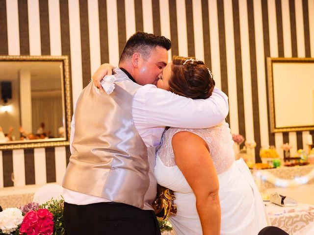 La boda de José y Rocío en Algeciras, Cádiz 120