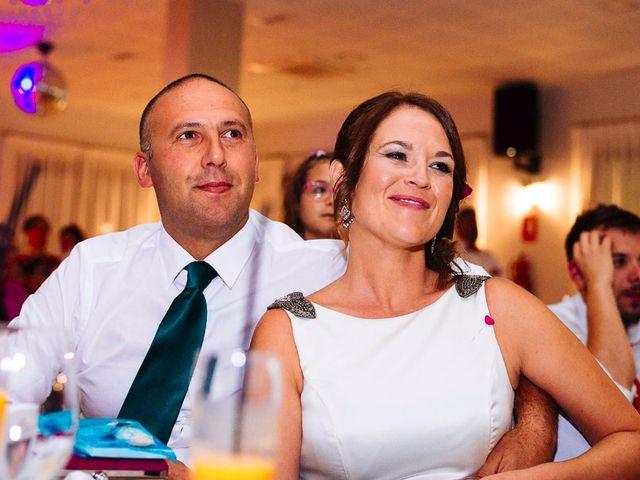 La boda de José y Rocío en Algeciras, Cádiz 122