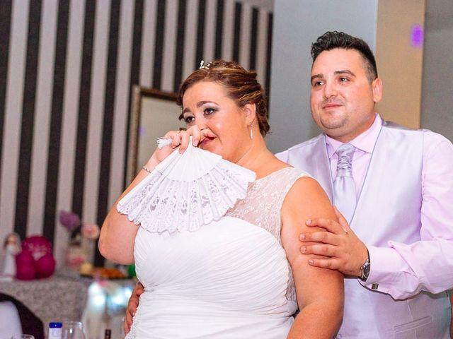 La boda de José y Rocío en Algeciras, Cádiz 123