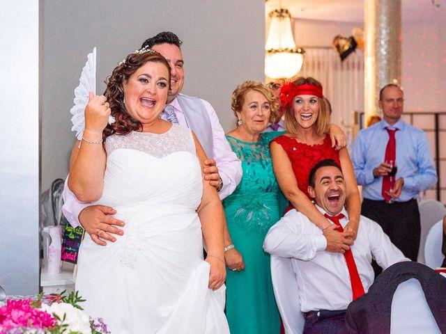 La boda de José y Rocío en Algeciras, Cádiz 124