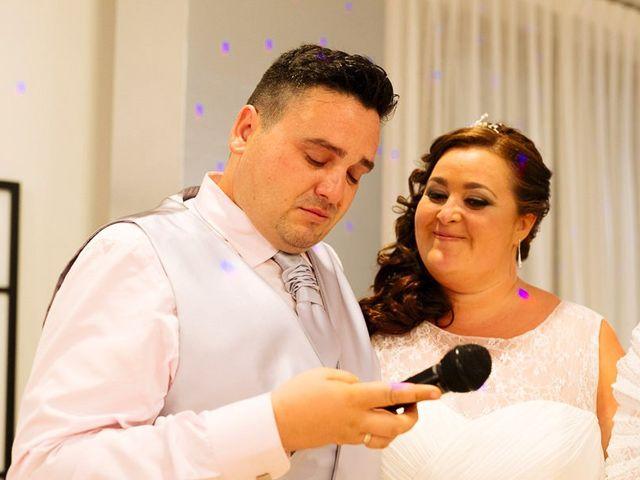 La boda de José y Rocío en Algeciras, Cádiz 125