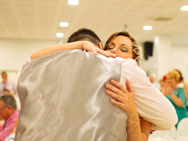 La boda de José y Rocío en Algeciras, Cádiz 126
