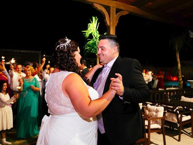 La boda de José y Rocío en Algeciras, Cádiz 2