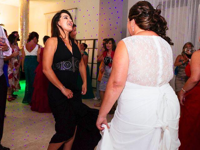 La boda de José y Rocío en Algeciras, Cádiz 151