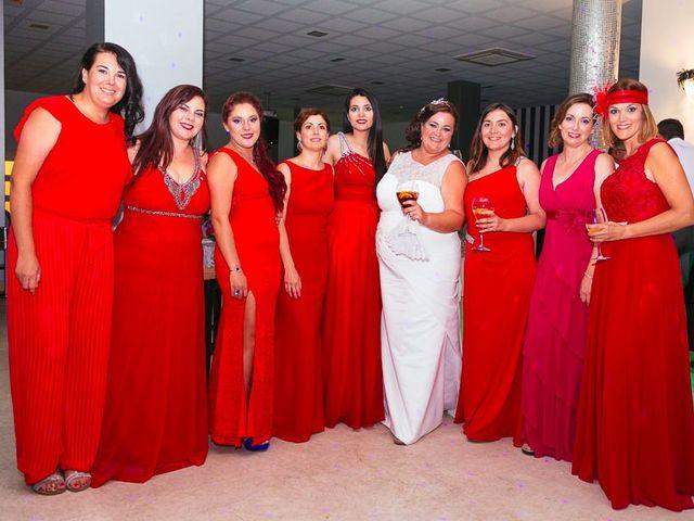 La boda de José y Rocío en Algeciras, Cádiz 154
