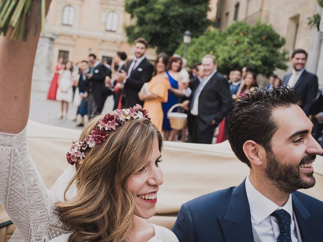 La boda de Noemí y Lucas