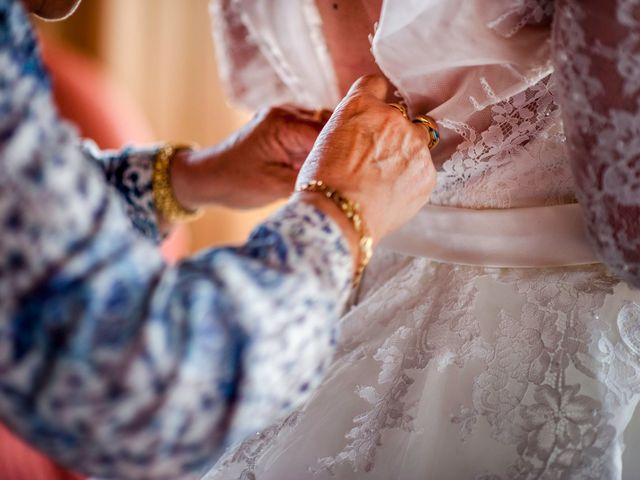 La boda de Hector y Laura en Torrecaballeros, Segovia 8