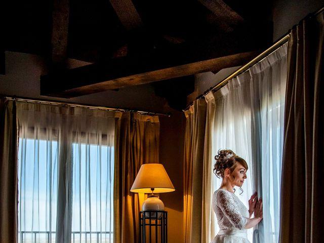 La boda de Hector y Laura en Torrecaballeros, Segovia 11