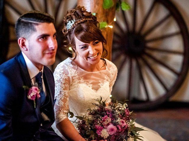 La boda de Hector y Laura en Torrecaballeros, Segovia 12