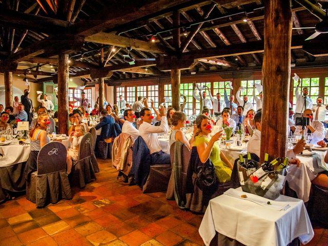La boda de Hector y Laura en Torrecaballeros, Segovia 14