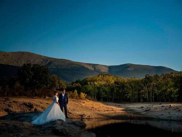 La boda de Hector y Laura en Torrecaballeros, Segovia 20