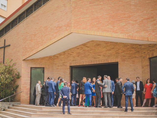 La boda de Alberto y Esther en Málaga, Málaga 7