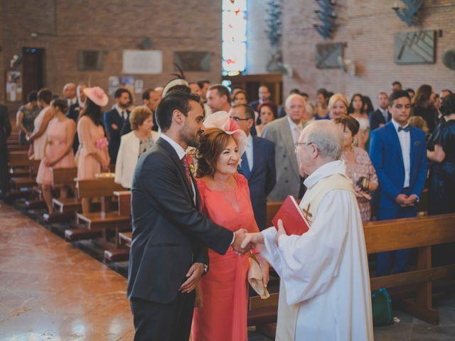 La boda de Alberto y Esther en Málaga, Málaga 9