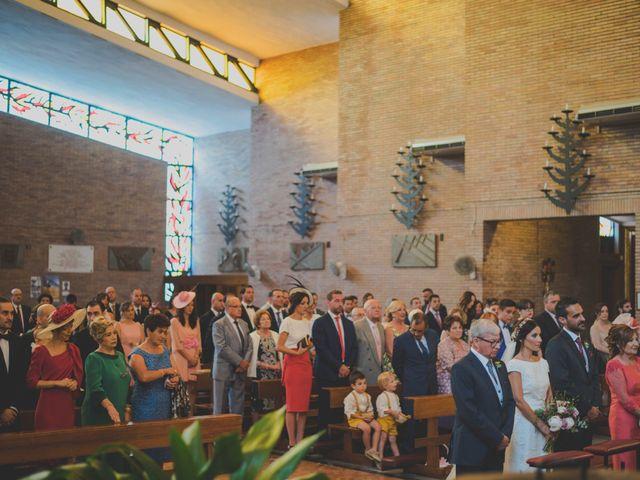 La boda de Alberto y Esther en Málaga, Málaga 13