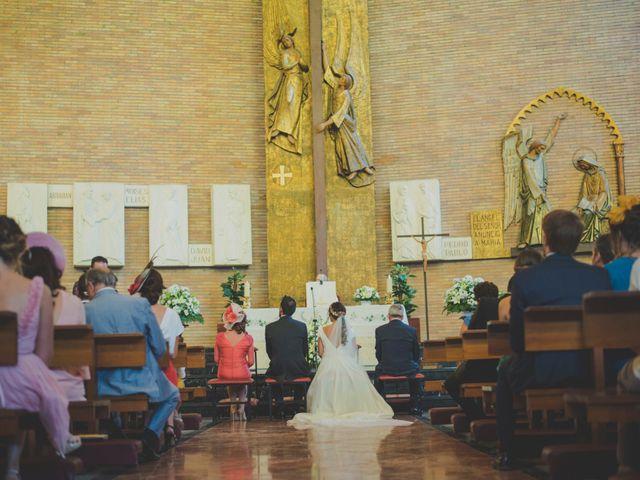 La boda de Alberto y Esther en Málaga, Málaga 15